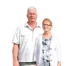Mike & Penny Hummel