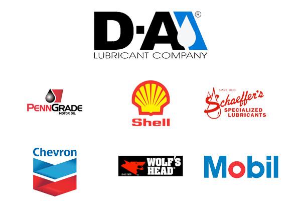 Holmes Oil Distributing Product Logos